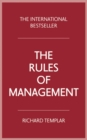 The Rules of Management - Book