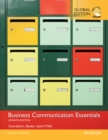 Business Communication Essentials, Global Edition - Book