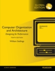 Computer Organization and Architecture, Global Edition - Book