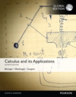 Calculus And Its Applications, Global Edition - eBook