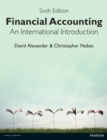 Financial Accounting 6th Edition : An International Introduction - eBook