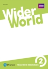 Wider World 2 Teacher's Resource Book - Book