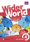Wider World 4 Teacher's ActiveTeach - Book