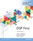 Digital Signal Processing First, Global Edition - Book