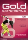 Gold Experience B1 Active Teach - Book