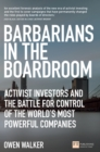 Barbarians in Boardroom PDF eBook : Barbarians in the Boardroom - eBook