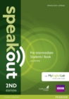 Speakout Pre-Intermediate 2nd Edition Students' Book with DVD-ROM and MyEnglishLab Access Code Pack - Book