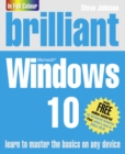 Brilliant Windows 10 - Book