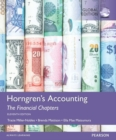 Horngren's Accounting, The Managerial Chapters and The Financial Chapters, Global Edition - Book