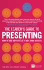 The Leader's Guide to Presenting - eBook
