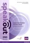Speakout Upper Intermediate 2nd Edition Teacher's Guide with Resource & Assessment Disc Pack - Book