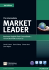 Market Leader Pre-Intermediate Flexi Course Book 1 Pack - Book