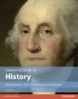 Edexcel GCSE (9-1) History British America, 1713-1783: empire and revolution Student Book - Book