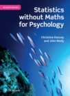 Statistics Without Maths for Psychology - eBook