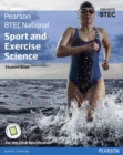 BTEC Nationals Sport and Exercise Science Student Book + Activebook : For the 2016 specifications - Book