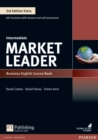 Market Leader 3rd Edition Extra Intermediate Coursebook with DVD-ROM Pack - Book
