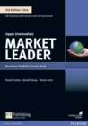 Market Leader 3rd Edition Extra Upper Intermediate Coursebook with DVD-ROM Pack - Book