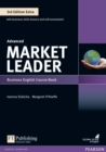 Market Leader 3rd Edition Extra Advanced Coursebook with DVD-ROM Pack - Book