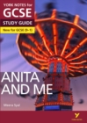 Anita and Me: York Notes for GCSE (9-1) - Book
