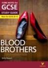 Blood Brothers: York Notes for GCSE (9-1) - Book