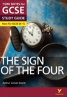 The Sign of the Four: York Notes for GCSE (9-1) - Book