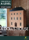 A Doll's House: York Notes for A-level - Book