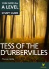 Tess of the D'Urbervilles: York Notes for A-level - Book