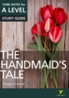 The Handmaid's Tale: York Notes for A-level - Book