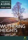Wuthering Heights: York Notes for A-level - Book