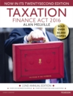Taxation : Finance Act 2016 - Book
