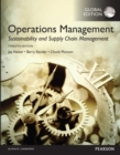 Operations Management: Sustainability and Supply Chain Management, eBook, Global Edition - eBook