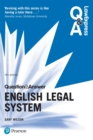 Law Express Question and Answer: English Legal System - eBook