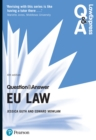 Law Express Question and Answer: EU Law - eBook