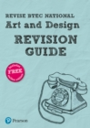 Revise BTEC National Art & Design Revision Guide : (with free online edition) - Book