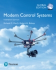 Modern Control Systems, Global Edition - Book