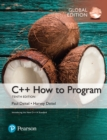 C++ How to Program, eBook, Global Edition - eBook