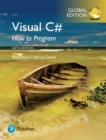 Visual C# How to Program, eBook, Global Edition - eBook