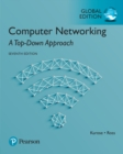 Computer Networking: A Top-Down Approach, Global Edition - Book