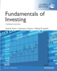 Fundamentals of Investing, Global Edition - Book