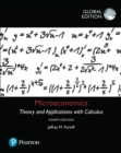 Microeconomics: Theory and Applications with Calculus, Global Edition - eBook