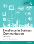 Excellence in Business Communication, Global edition - eBook