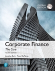 Corporate Finance: The Core, Global Edition - eBook