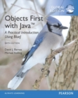Objects First with Java: A Practical Introduction Using BlueJ, Global Edition - Book