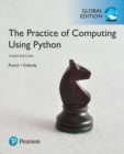 The Practice of Computing Using Python, Global Edition - Book
