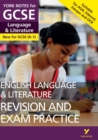 English Language and Literature Revision and Exam Practice: York Notes for GCSE (9-1) - Book