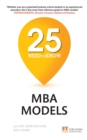 25 Need-to-Know MBA Models - eBook