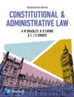 Constitutional and Administrative Law - eBook