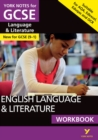 English Language and Literature Workbook: York Notes for GCSE (9-1) - Book