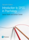 Introduction to SPSS in Psychology - eBook