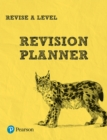 Revise A level Revision Planner - Book